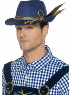 Authentic Bavarian Oktoberfest Hat
