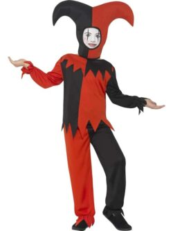 Twisted Jester Costume