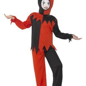 Twisted Jester Costume