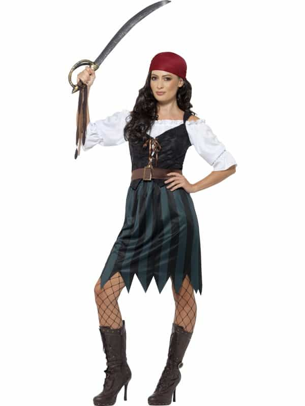 Pirate Deckhand Costume