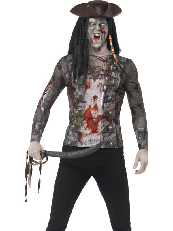 Zombie Pirate T-Shirt