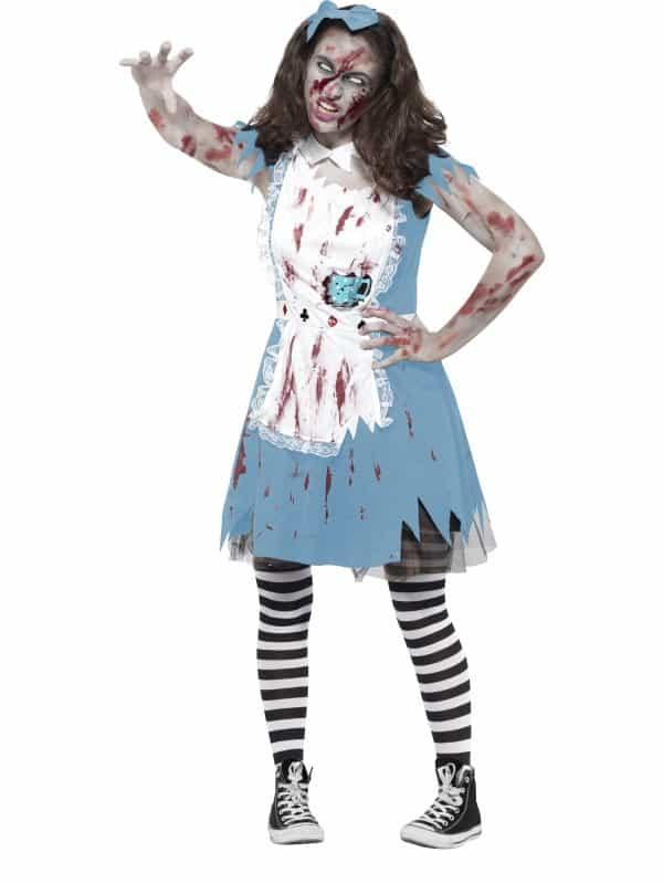 Zombie Tea Party Costume