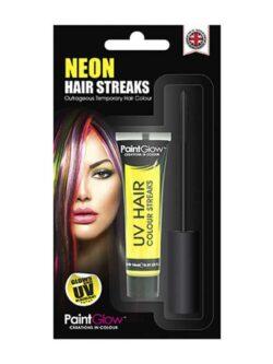 UV Hair Colour Streaks
