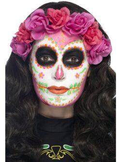 Neon Day of the Dead Liquid Latex Kit