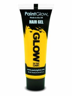 Glow in the Dark Hair Gel