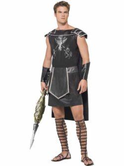Male Dark Gladiator Costume