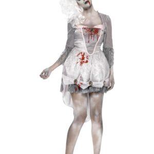 Zombie Georgian Costume