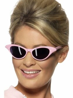 Flyaway Style Rock & Roll Sunglasses